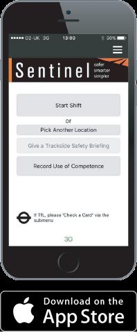 Sentinel App Download Pic